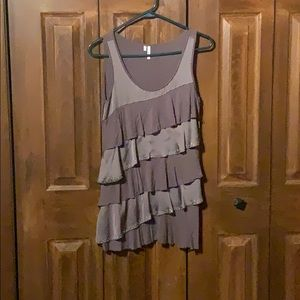 Women's dress tank top